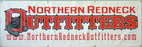 Northern Redneck Outfitters Display Banner