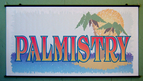 Palmistry Tradeshow & Display Banner