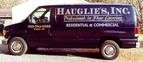 Hauglie's Inc. - digital print and cut vinyl