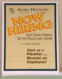 Now Hiring - Anoka-Hennepin Credit Union