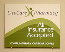All Insurance Accepted - LifeCare Pharmacy